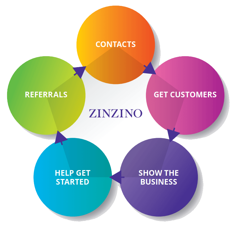 Zinzino Business Model