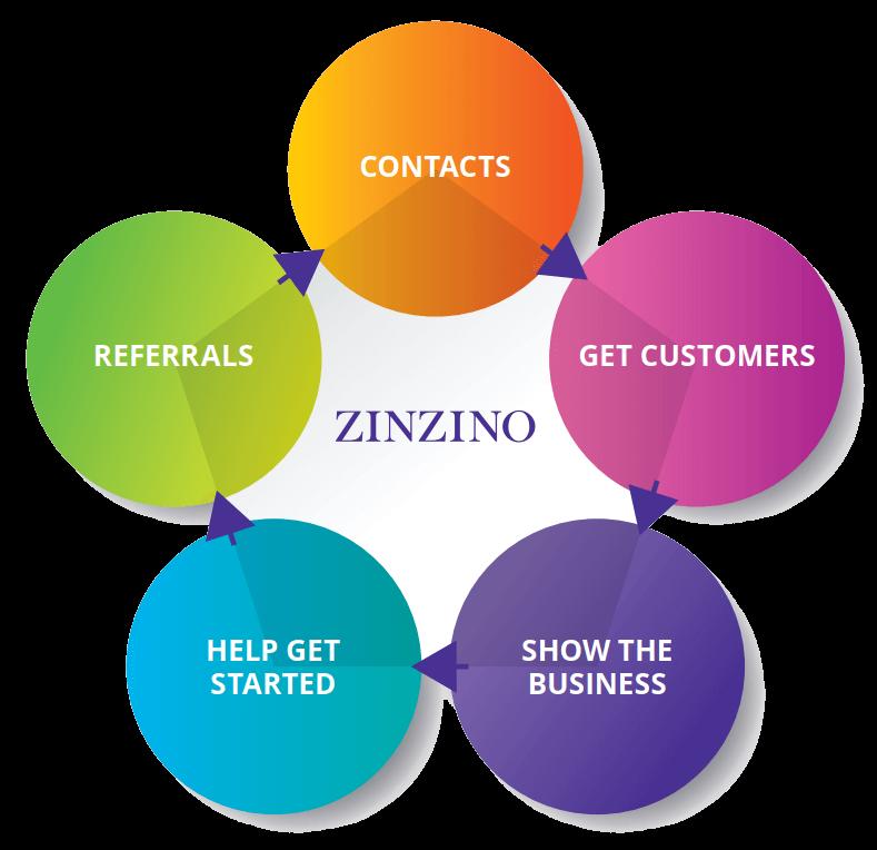 Zinzino Business Model