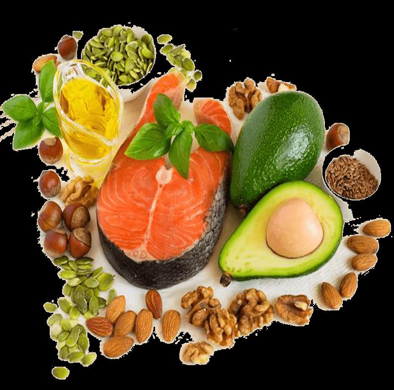 Prírodné zdroje Omega 3 esenciálnych mastných kyselín