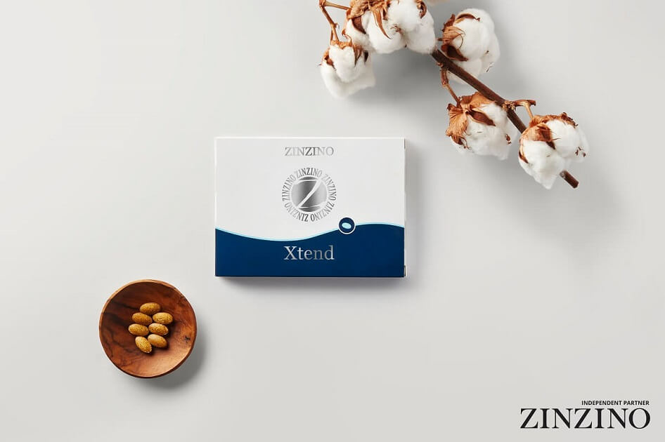 Zinzino Xtend: 23 Natural Essential Vitamins and Minerals