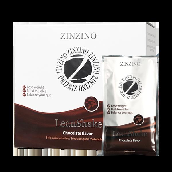 Zinzino Lean Shake - Delicious healthy nutrition