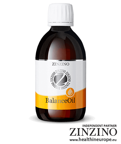 Zinzino Balance Oil - Pomaranč, Citrón, Mäta