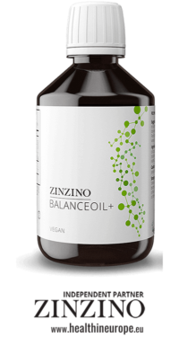 Zinzino Balance Oil Vegan - Micro-Algae Omega 3 DHA
