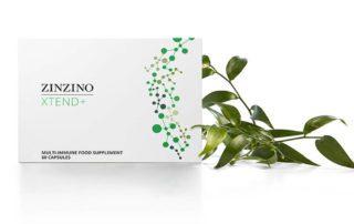 Zinzino Xtend + Vegan Natural Dietary Supplement