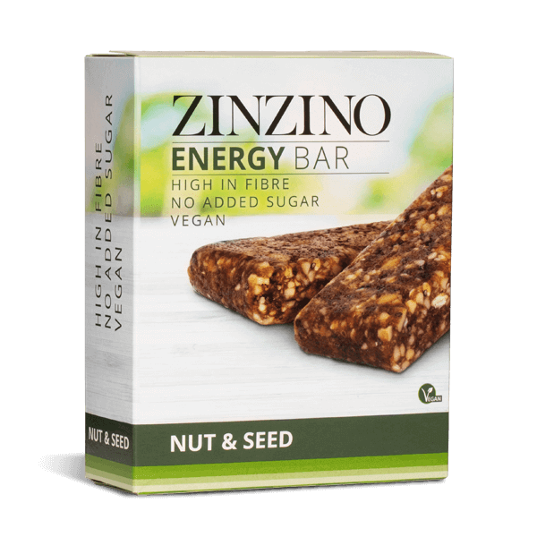 Ziznino Energy Bar - Fiber energy boostr