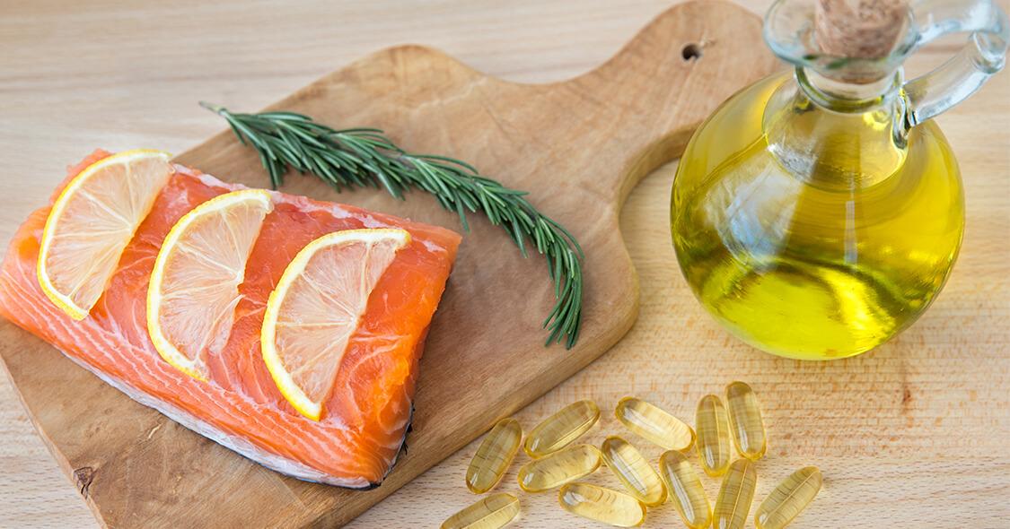 Oils of Omega 3 Supplements