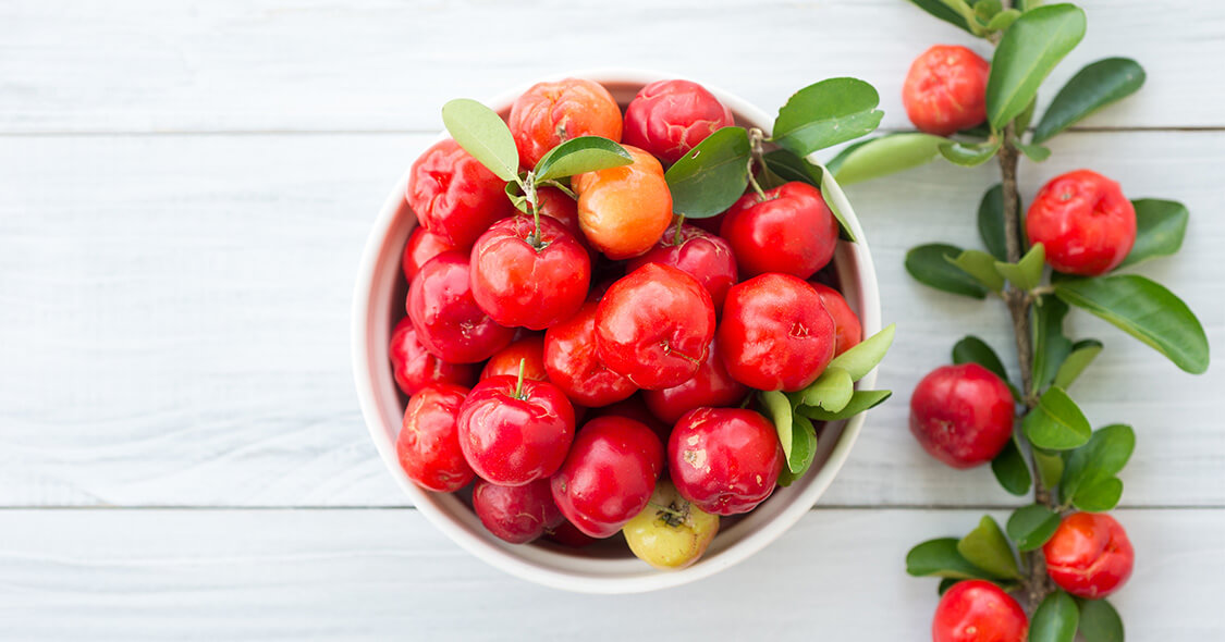 What is acerola cherry good for and how does it work?